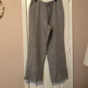 Jones New York Sport Linen Pants